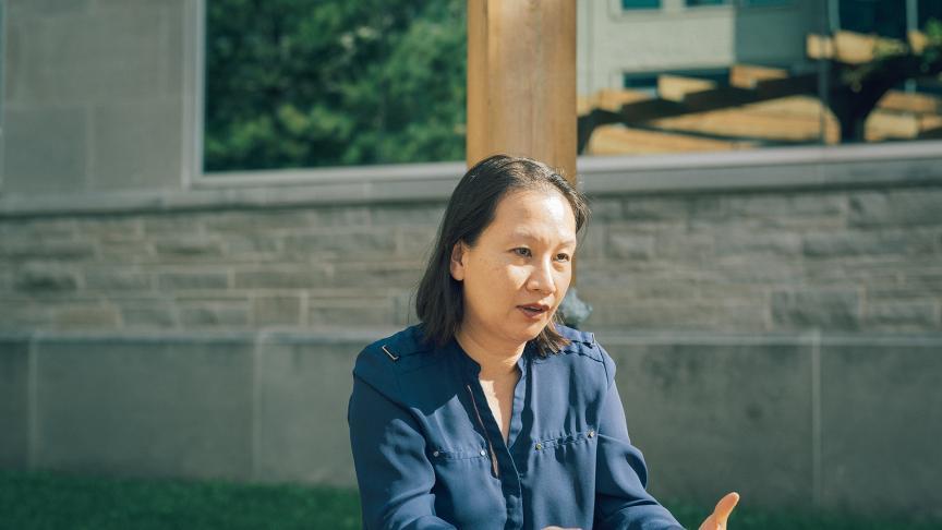 Fresh Faces: Fei Chiang