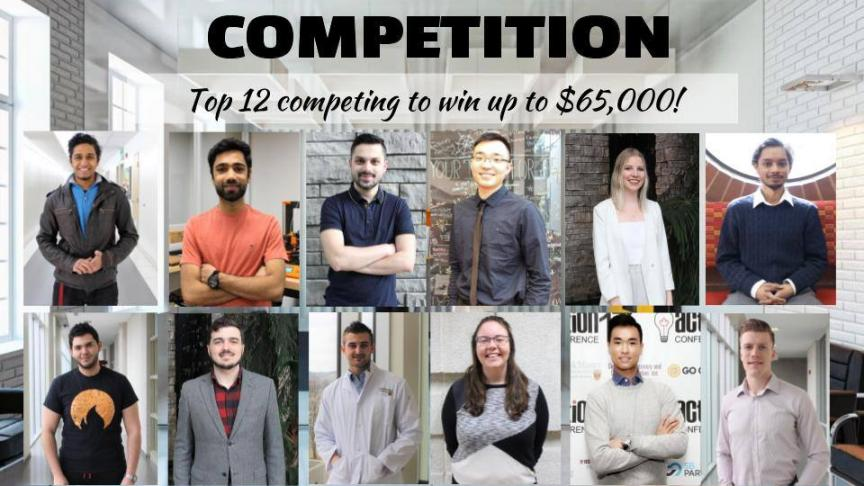 The Forge Student Startup Competition: Meet this year's engineering student finalists