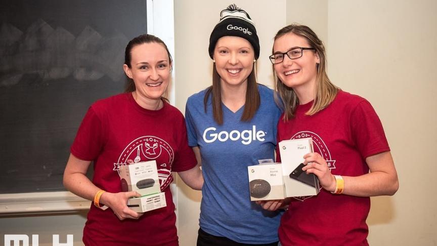 Actions on Google Challenge Winner!