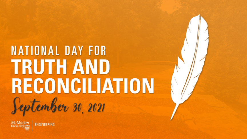 Reflections on The National Day for Truth and Reconciliation
