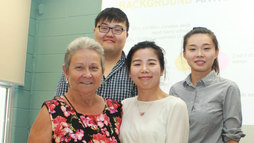 Health Technology Project Teaches Life Lessons