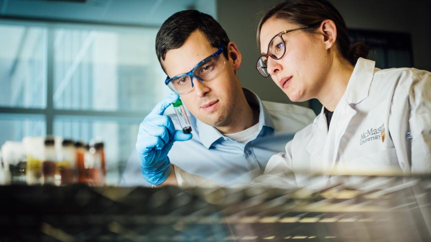 Chemical engineering professor receives prestigious NSERC fellowship