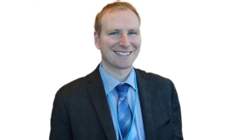 Distinguished Alumni Profile - Ian Hill