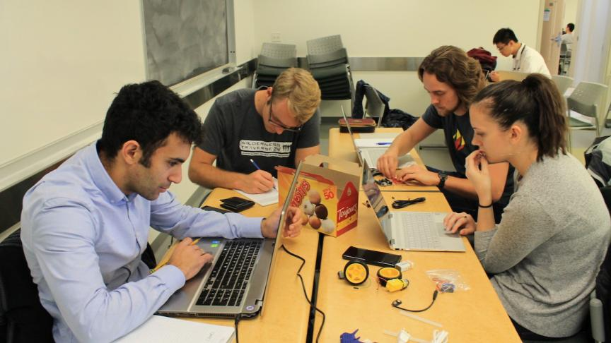 Hundreds of students to participate in annual engineering competition