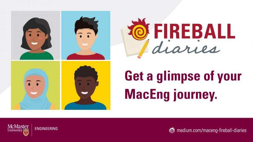 Fireball Diaries: A lasting collection of student stories