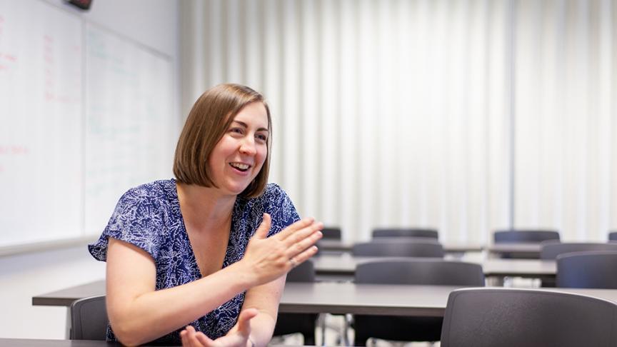 Jennifer Bauman, Assistant Professor, Electrical and Computer Engineering