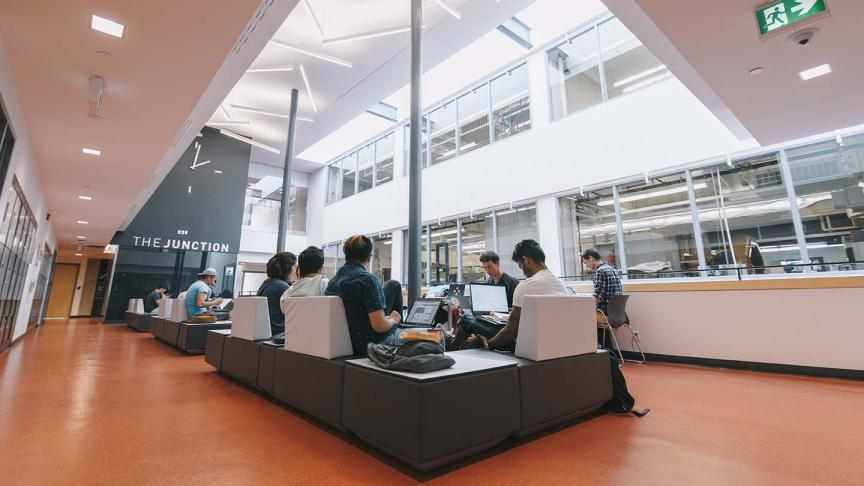 7 best spots for students in the new Hatch Centre
