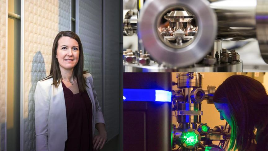 Kathryn Grandfield, Associate Professor, Materials Science and Engineering