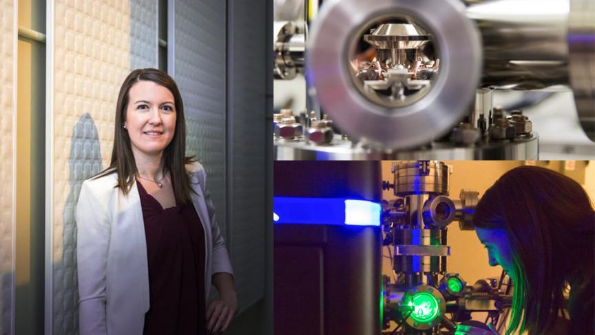 Kathryn Grandfield, Associate Professor, Materials Science and Engineering