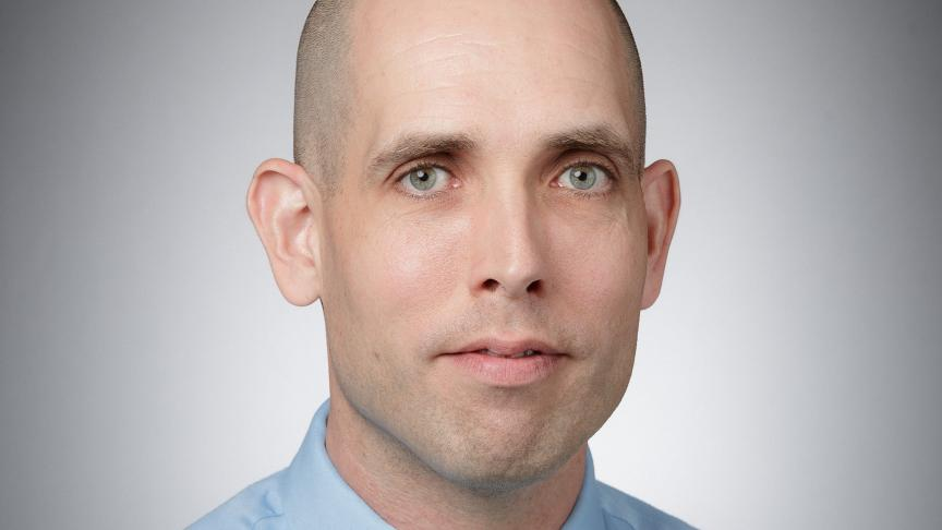 David Latulippe awarded fellowship to promote membrane science and technology