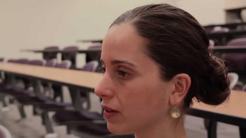 Dr. Leyla Soleymani Rises to the Global Health Challenge