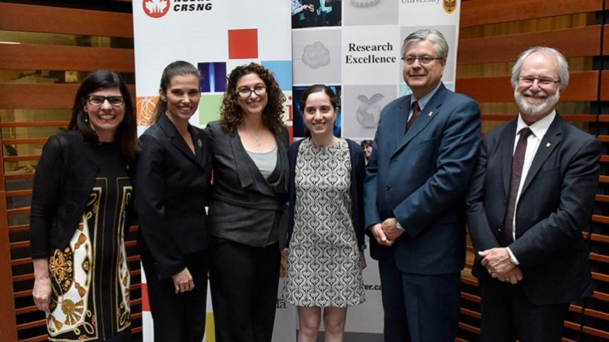 Dr. Leyla Soleymani's Discovery Grant Announcement
