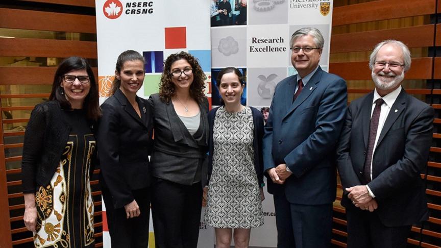 Leyla Soleymani, Associate Professor, Engineering Physics
