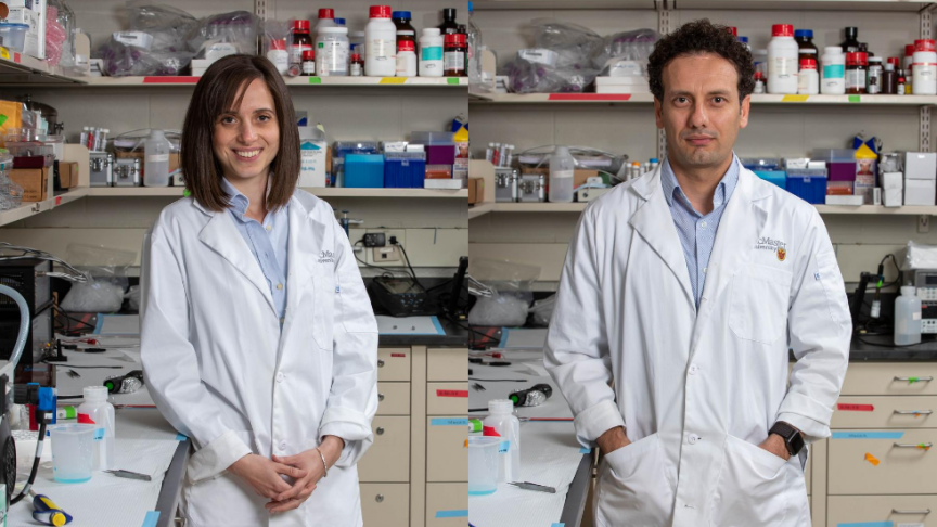 Making surfaces repellent to bacteria and viruses with Repel Wrap