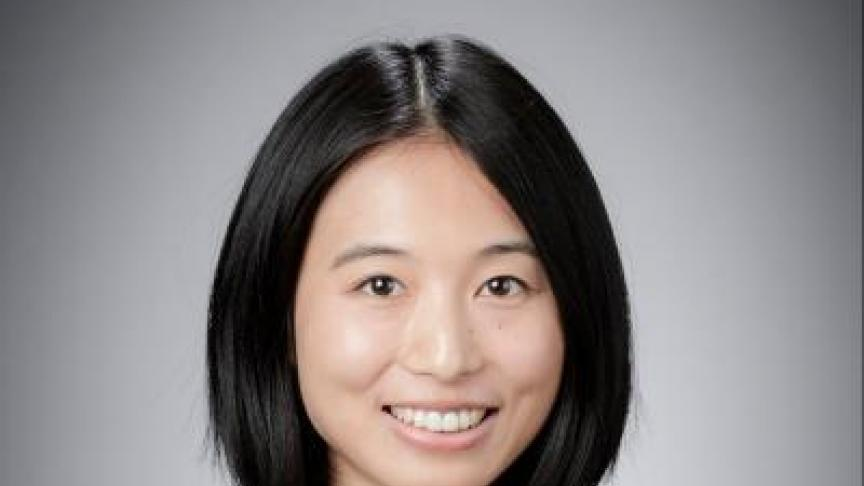 Zoe Li awarded grant to develop improvements in wastewater treatment plants