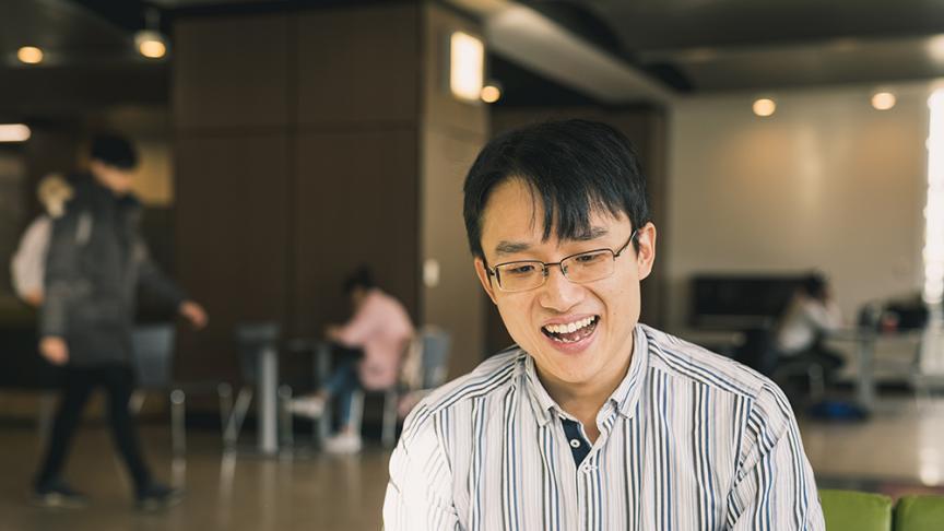 Fresh Faces: Li Xi