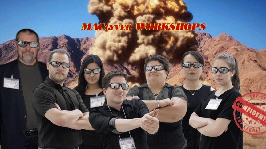MACgyver Workshops