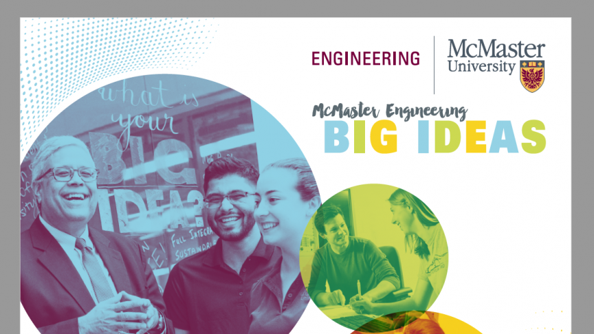 Dean's Blog: Big Ideas for Grand Challenges