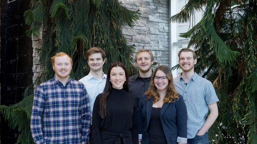 McMaster students selected for national design challenge