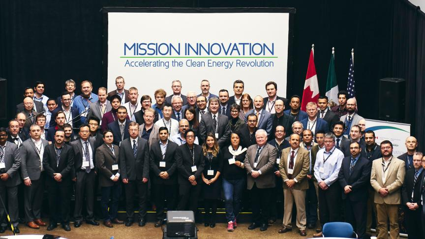 Materials experts gather to combat climate change