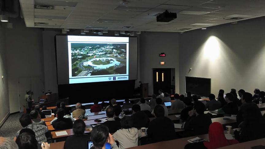 Conference magnifies breakthroughs in materials research using electron microscopy