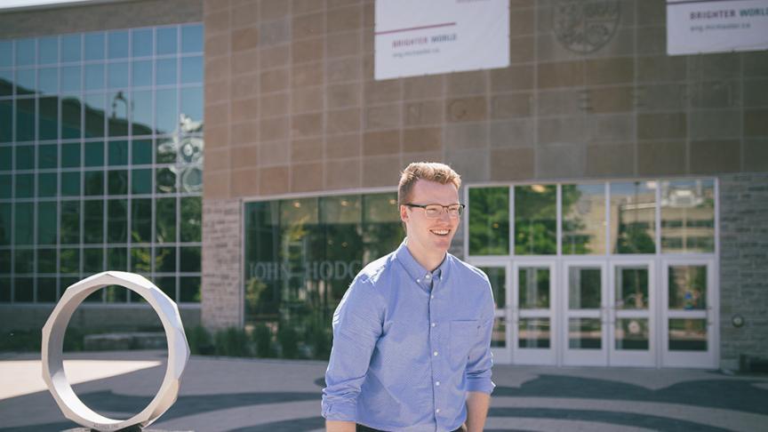 Meet the Faculty of Engineering's valedictorians