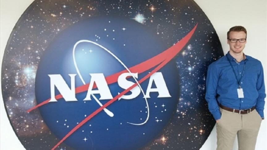 Eng Phys Student Spends Summer at Nasa