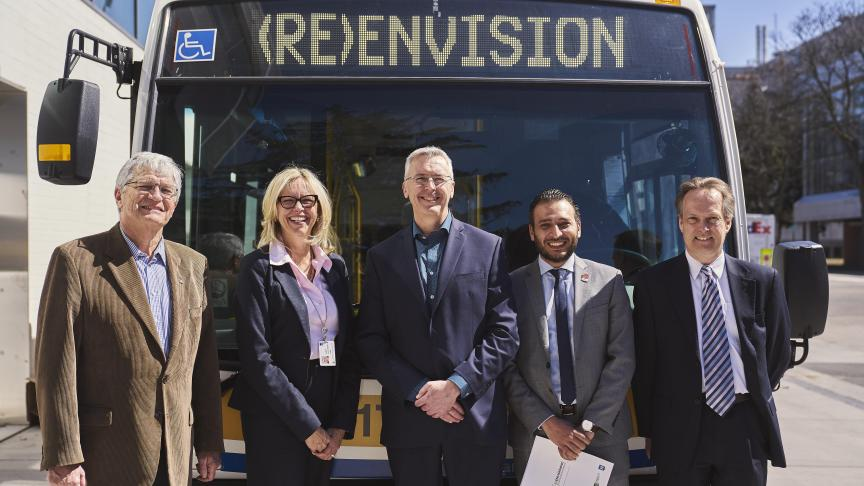 """""""This is our contribution to the community"""": McMaster engineers help shape transit services amid COVID-19 crisis"""