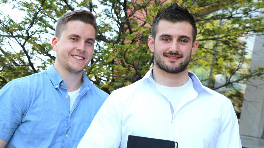 Friendship at W Booth School Sparks High Tech Start Up