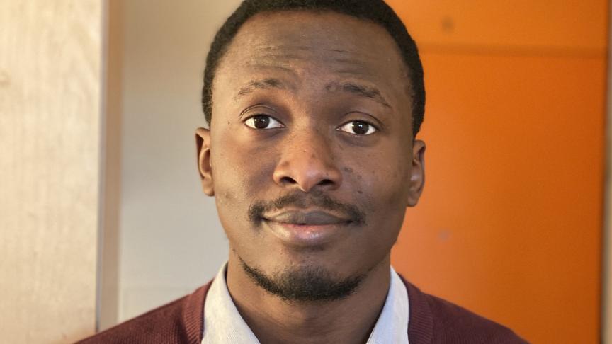 Black History Month Q&A Spotlight Series: Olajide Akintayo