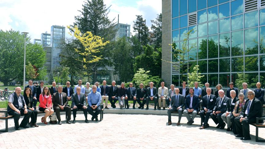Moving the profession forward: McMaster brings Ontario engineering leaders together