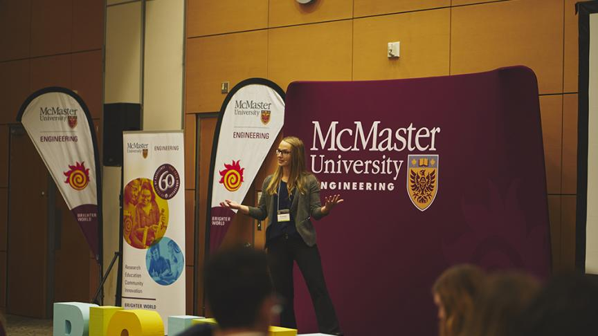 Engineering students and faculty pitch world-changing ideas