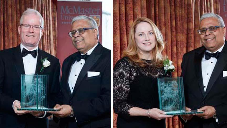 McMaster Engineering Celebrates Night of Success