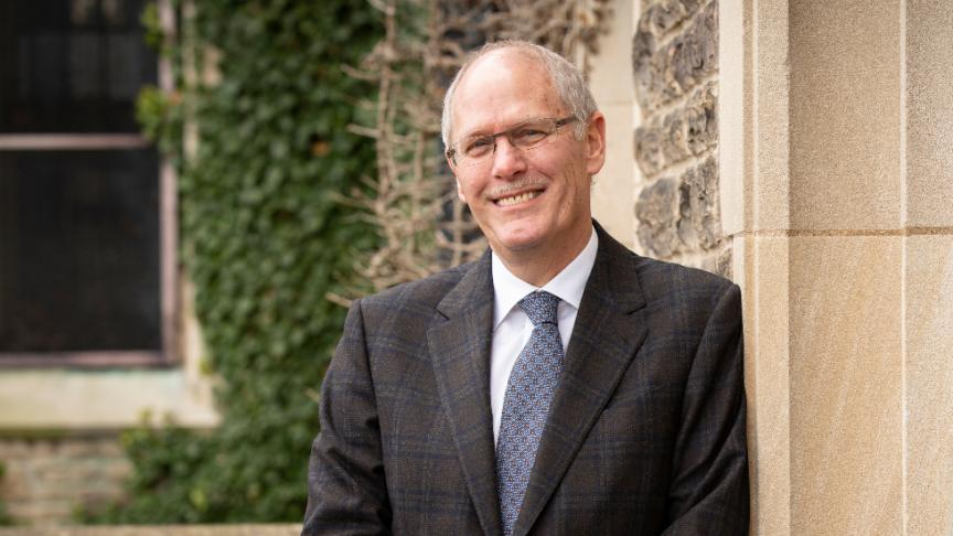 McMaster names new president