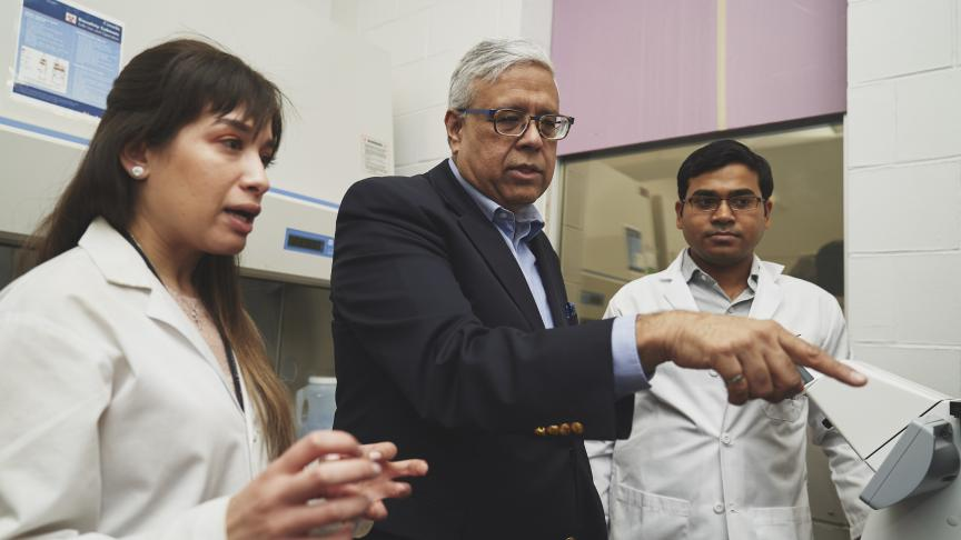McMaster engineers bringing to market at-home test to detect COVID-19 antibodies and 3D cell printing technology