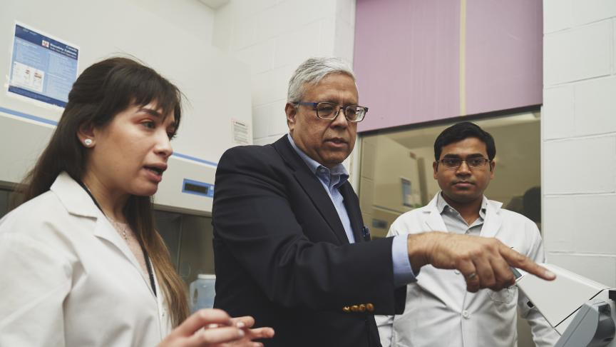 McMaster engineers pivot 3D cell printing technology to help COVID-19 research
