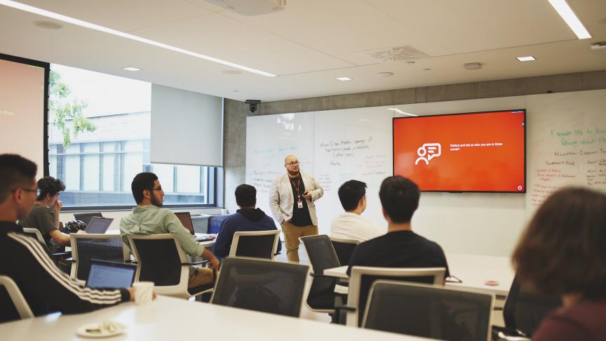 What makes Mac Eng students stand out? We asked Canada's largest telecom provider