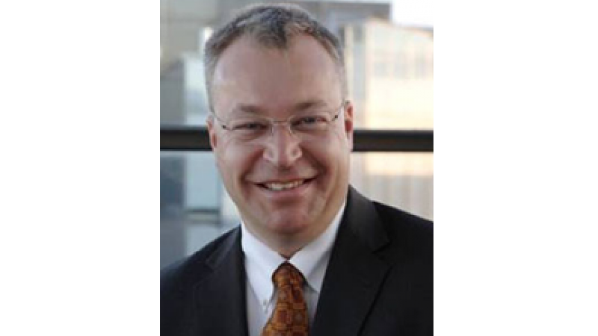 Tech sector veteran Stephen Elop assumes new advisory role at McMaster