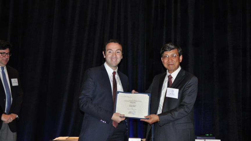 Shady Salem Wins ASCE Award