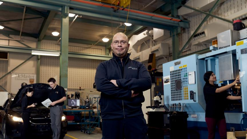McMaster researchers boost business of Ontario manufacturers