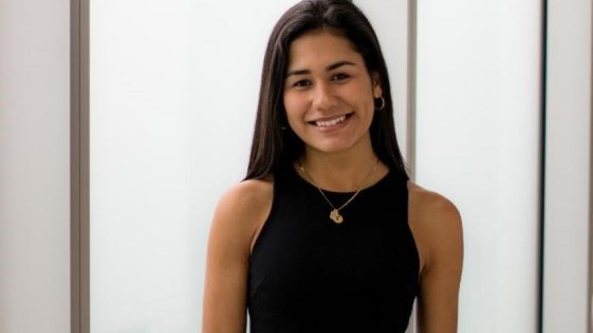 Carmen Bracho, B.Eng.Mgt. '19