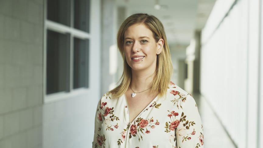 Whitney Jardine - BTech (Manufacturing), MEME