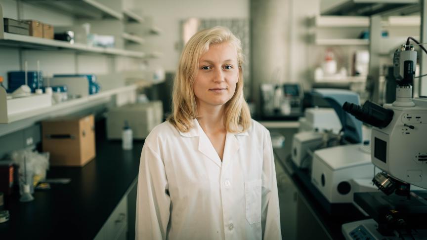 Oriana Vanderfleet, PhD Chemical Engineering student