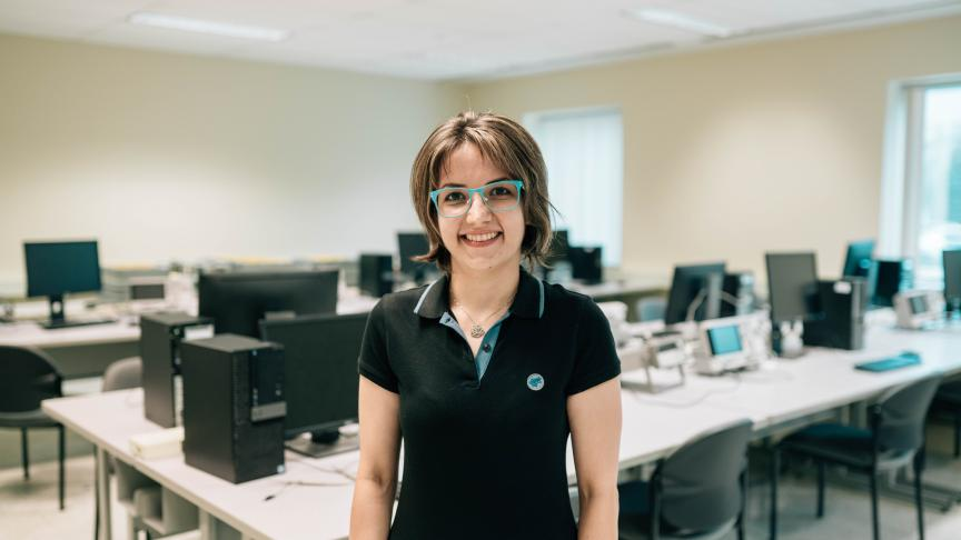 Mahsa Salmani, PhD Electrical and Computer Engineering student