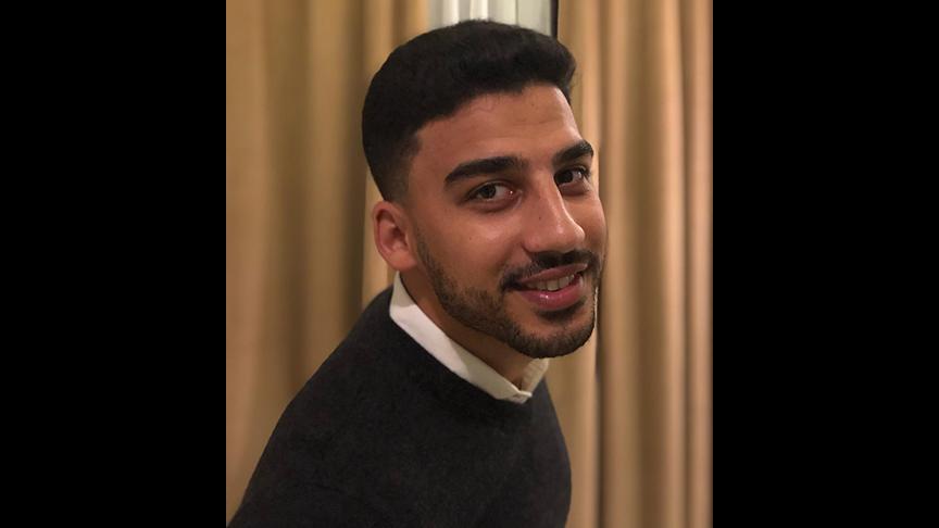 Ahmed Soliman, BEng '13