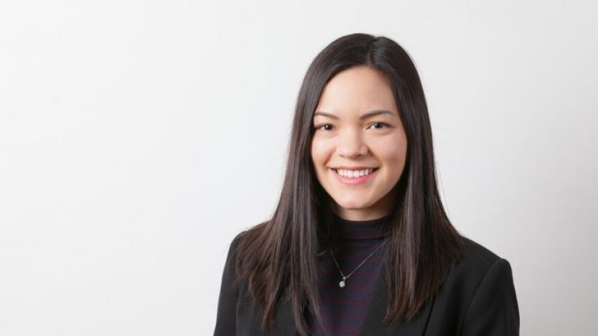 Emily Au, BEng '15