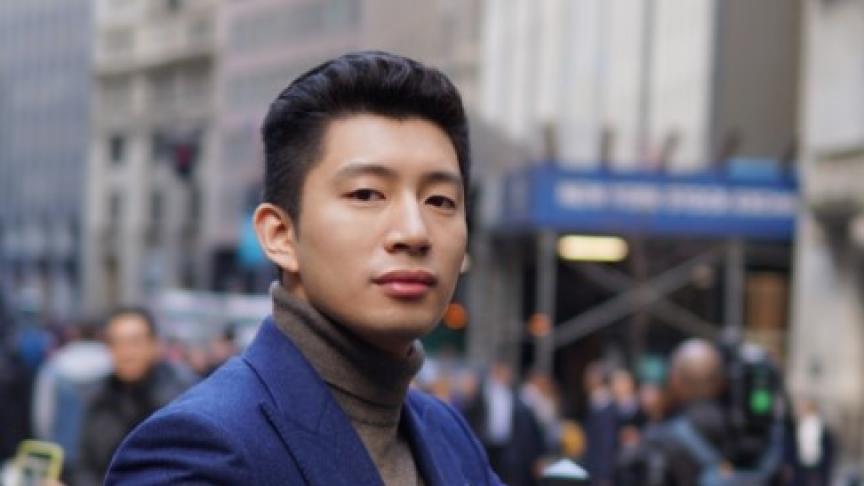 Gavin Li, BEngM '18