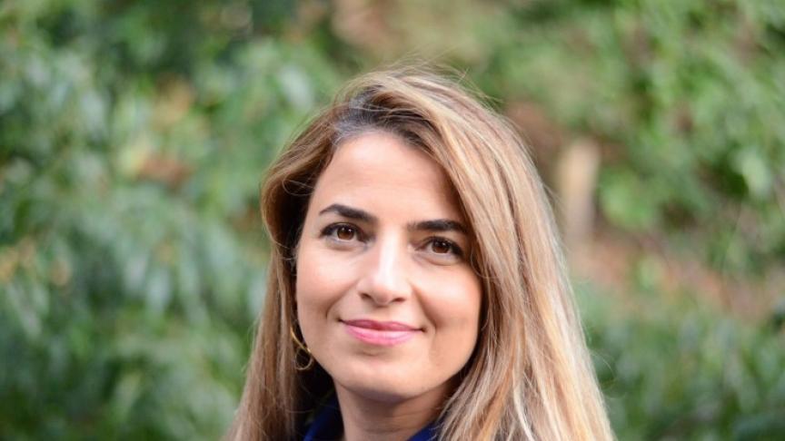 Shahrzad Hosseini, PhD '13