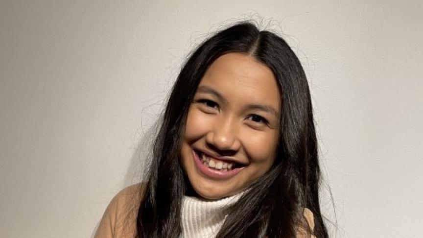 Isabela Ozamiz, BEngM '17