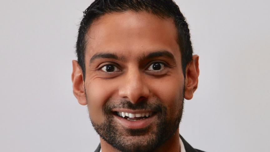 Ravi Patel, B.Eng.Mgt. '99